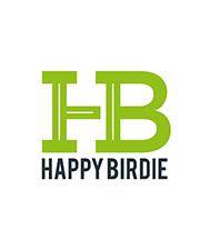 Logo Happy Birdie