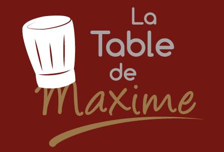 Logo La Table de Maxime