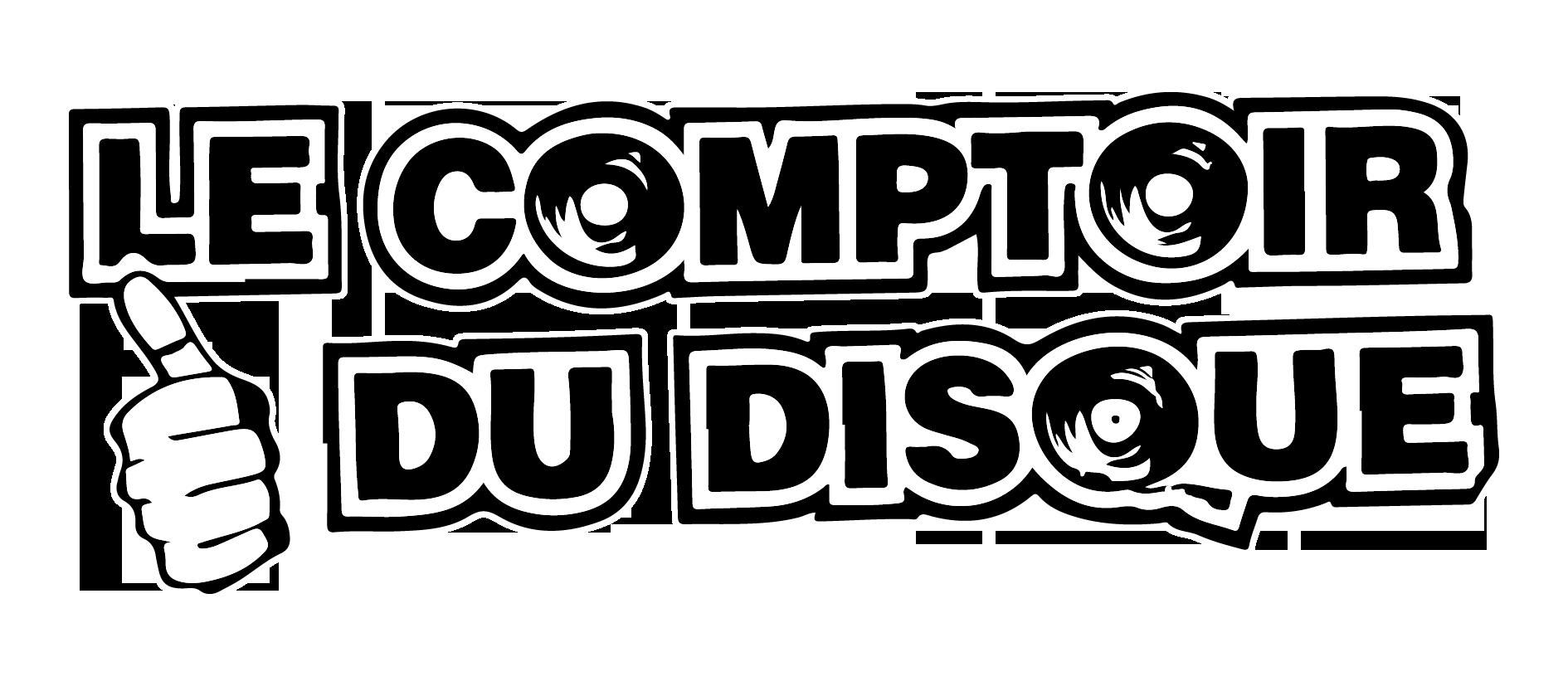 Logo Le Comptoir du Disque