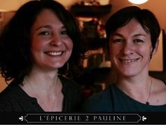 Logo L'Epicerie 2 Pauline