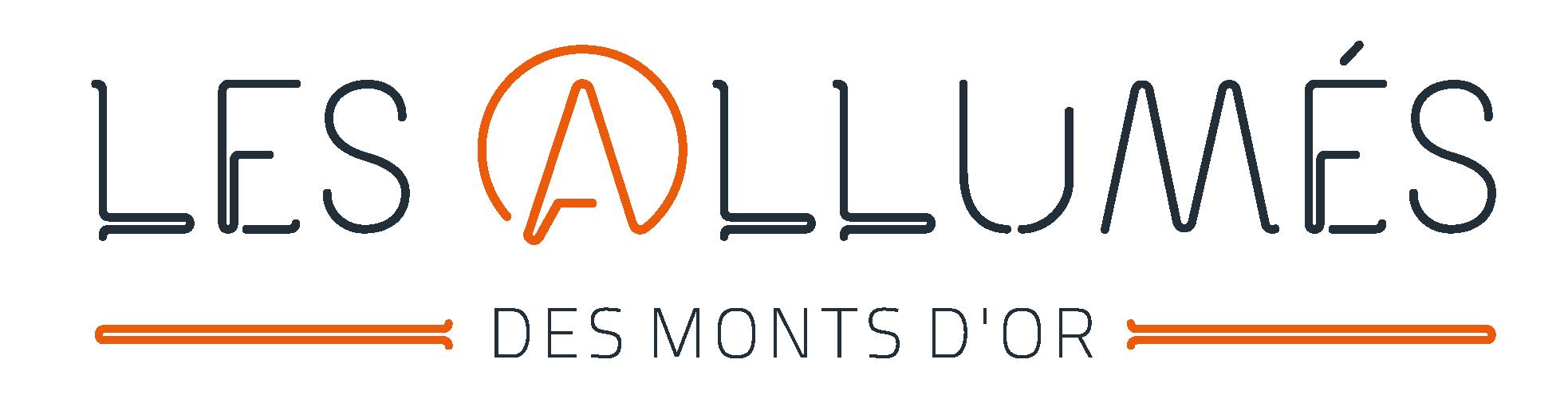 Logo Les Allumes des Monts d'Or