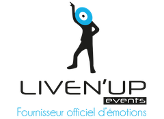 Logo Liven Up Events