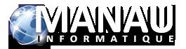 Logo Manau Informatique