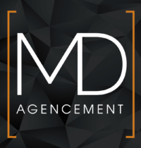 Logo Md Agencement