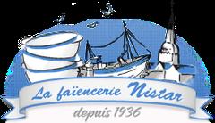 Logo Faiencerie Nistar