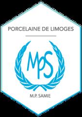 Logo Porcelaines Mp Samie