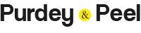 Logo Purdey & Peel