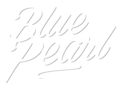 Logo Restaurant Blue Pearl