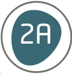 Logo 2A Assurances de l'Adour