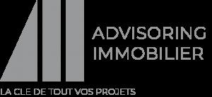 Logo Advisoring Immobilier