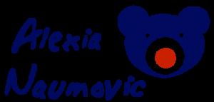 Logo Alexia Naumovic
