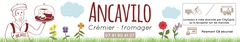 Logo Cremier - Fromager - Ancavilo