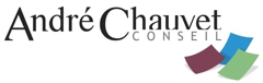Logo Andre Chauvet Conseil Strategie Format