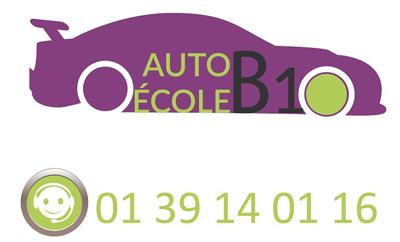 Logo Auto Ecole B10