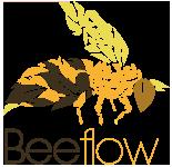 Logo Bee Flow