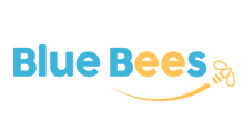 Logo Blue Bees