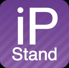 Logo Ip Stand