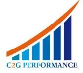 Logo C2G Performance
