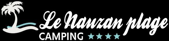 Logo Camping Nauzan Plage