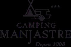 Logo Camping Manjastre