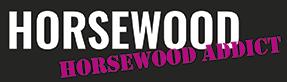 Logo Horse Wood