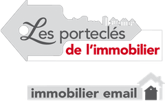 Logo Immobilier Email