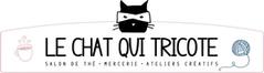 Logo Le Chat Qui Tricote