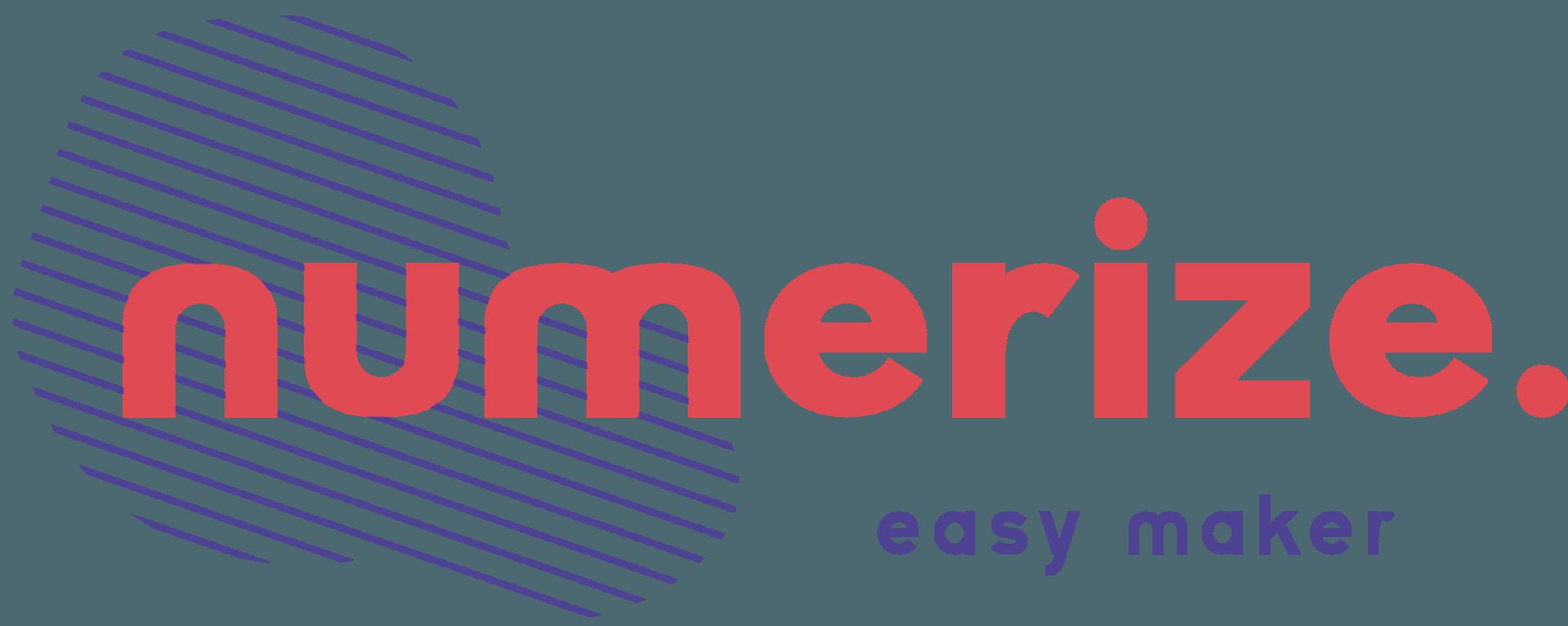 Logo Numerize