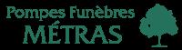 Logo Pompes Funebres Metras