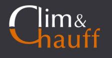 Logo Clim et Chauff