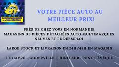 Logo Comptoir Automobile du Havre