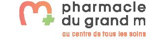Logo Pharmacie du Grand M