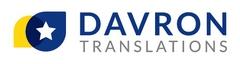 Logo Davron Translations