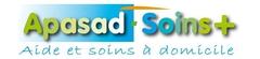 Logo Aapasad-Centre de Soins