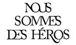 Logo Nous Sommes des Heros