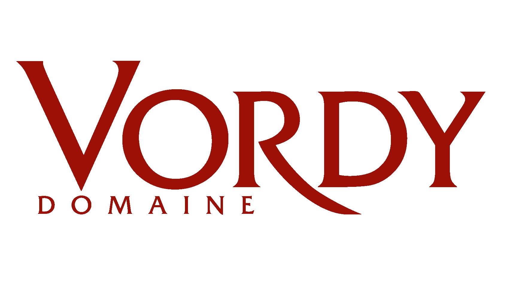 Logo Domaine Vordy