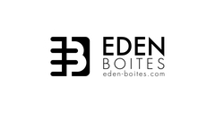 Logo Eden Boites E Boites