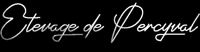 Logo Elevage de Percyval