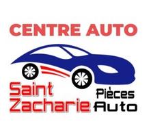 Logo Saint Zacharie Pieces Auto