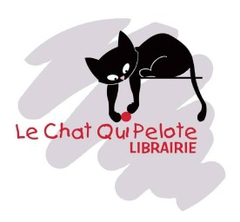 Logo Le Chat Qui Pelote
