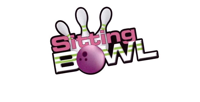 Logo Sitting Bowl
