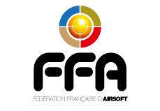 Logo Federation Francaise d'Airsoft
