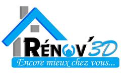 Logo Renov' 3D