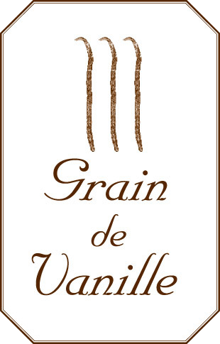 Logo SARL Grain de Vanille