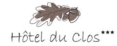 Logo Hotel du Clos