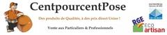 Logo Cent pour Cent Menuiseries