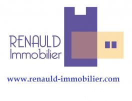 Logo Immobilier Renauld