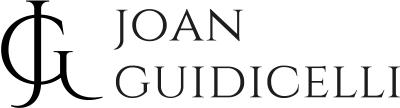 Logo Joan Guidicelli Interiors