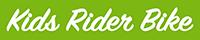 Logo Rider Bike - Kids Rider Bike
