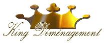 Logo King Demenagement
